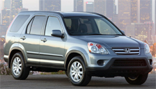 Honda CRV Alloy Wheels and Tyre Packages.