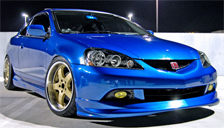 Honda Integra Alloy Wheels and Tyre Packages.