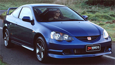 Honda Integra Type R Alloy Wheels and Tyre Packages.