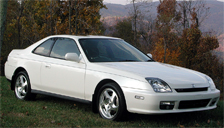 Honda Prelude Alloy Wheels and Tyre Packages.