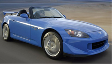 Honda S2000 Alloy Wheels and Tyre Packages.