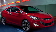 Hyundai Elantra Alloy Wheels and Tyre Packages.