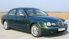 Jaguar S Type Alloy Wheels and Tyre Packages.