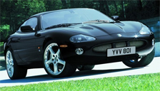 Jaguar XKR Alloy Wheels and Tyre Packages.