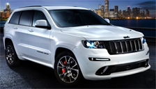 Jeep Grand Cherokee Alloy Wheels and Tyre Packages.