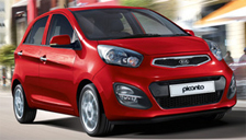 Kia Picanto Alloy Wheels and Tyre Packages.