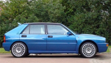 Lancia Delta Integrale Alloy Wheels and Tyre Packages.