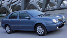 Lancia Lybra Alloy Wheels and Tyre Packages.