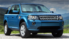 Land Rover Freelander Alloy Wheels and Tyre Packages.