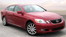 Lexus GS 300 Alloy Wheels and Tyre Packages.