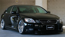 Lexus GS 430 Alloy Wheels and Tyre Packages.