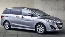 Mazda 5 Alloy Wheels and Tyre Packages.