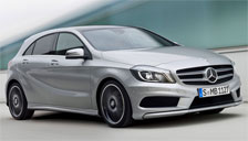 Mercedes A Class Alloy Wheels and Tyre Packages.