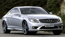Mercedes CL Class Alloy Wheels and Tyre Packages.