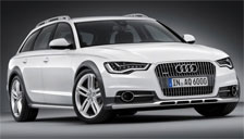 Audi Allroad Alloy Wheels and Tyre Packages.