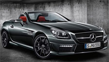 Mercedes SLK Class Alloy Wheels and Tyre Packages.