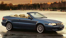 Volvo C70 Alloy Wheels and Tyre Packages.