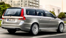 Volvo V70 Alloy Wheels and Tyre Packages.