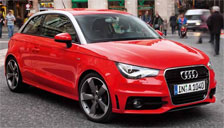 Audi A1 Alloy Wheels and Tyre Packages.