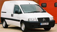 Citroen Dispatch Alloy Wheels and Tyre Packages.