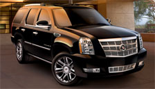 Cadillac Escalade Alloy Wheels and Tyre Packages.