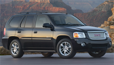 GMC Envoy Alloy Wheels and Tyre Packages.