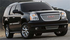GMC Yukon Alloy Wheels and Tyre Packages.