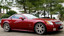 Cadillac XLR Alloy Wheels and Tyre Packages.