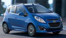 Chevrolet Spark Alloy Wheels and Tyre Packages.