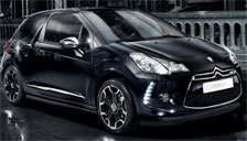 Citroen DS3 Alloy Wheels and Tyre Packages.