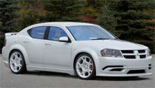Dodge Avenger Alloy Wheels and Tyre Packages.