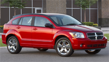 Dodge Caliber Alloy Wheels and Tyre Packages.