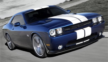 Dodge Challenger Alloy Wheels and Tyre Packages.