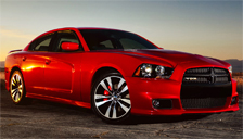Dodge Charger Alloy Wheels and Tyre Packages.