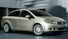 Fiat Linea Alloy Wheels and Tyre Packages.