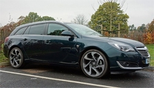 Vauxhall Insignia XVR Sport Tourer Alloy Wheels and Tyre Packages.