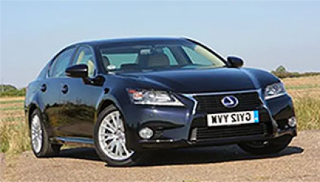 Lexus GS 450h Alloy Wheels and Tyre Packages.