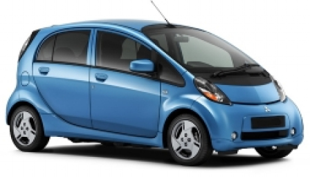 Mitsubishi i-Miev Alloy Wheels and Tyre Packages.