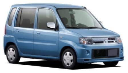 Mitsubishi Toppo Alloy Wheels