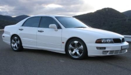 Mitsubishi Verada Alloy Wheels