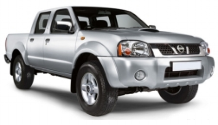 Nissan NP300 Alloy Wheels and Tyre Packages.