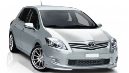 Toyota Auris Kompressor Alloy Wheels