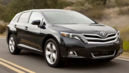 Toyota Venza Alloy Wheels