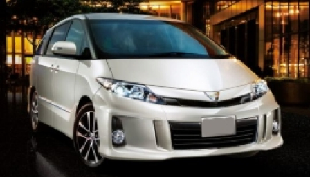 Toyota Previa Estima Tarago Alloy Wheels and Tyre Packages.