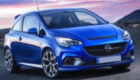 Vauxhall (Opel) Corsa OPC Alloy Wheels and Tyre Packages.