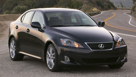 Lexus IS 350 Alloy Wheels and Tyre Packages.