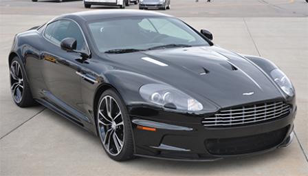 Aston Martin DBS Alloy Wheels and Tyre Packages.