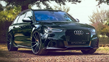 Audi RS6 Alloy Wheels and Tyre Packages.