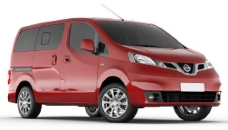 Nissan Evalia Alloy Wheels and Tyre Packages.