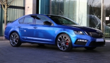 Skoda Octavia VRS Alloy Wheels and Tyre Packages.